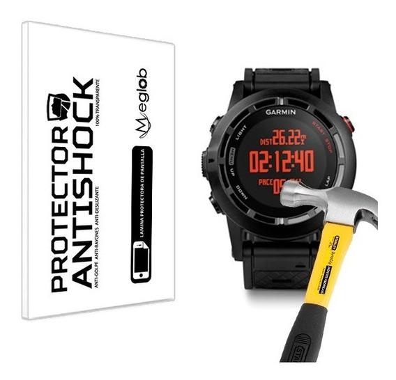 Lamina Protector Pantalla Anti-shock Garmin Fenix 2 Watch