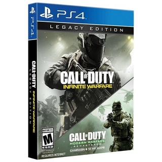 Call Of Duty Infinite Warfare Legacy Ps4 Nuevo Y Sellado