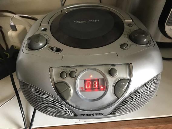 Rádio Am/fm/cd Player - Necessita Conserto