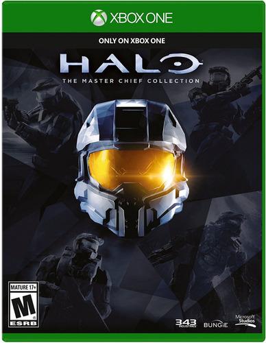 Halo The Master Chief Collection Xbox One Nuevo Original