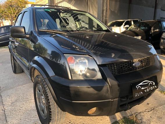 Ford Ecosport 1.6 Xl Mod06 Anticipo$240.000+cuotas En Pesos.