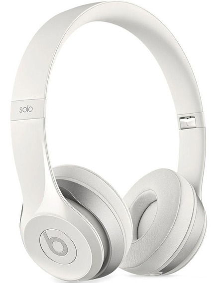 Fone De Ouvido Beats Solo 2 Headphone Branco