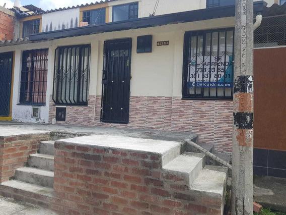Casa Para Arrendar B/ La Fachada Mz 27 #4