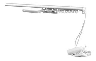 Riel Para Cortina Tipo Americano X 1.60 Mts