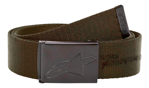Imagen 1 de 1 de Cinto Cinturon Hombre Alpinestars Slick 50 Web Belt