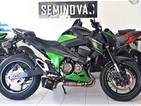 Kawasaki Z800 2014 Baixo Km