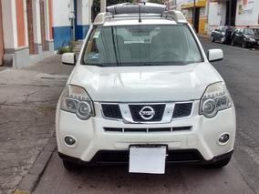 Nissan X-trail 2.5 Slx Lujo Cvt Mt Automática