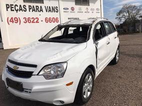 Sucata Chevrolet Captiva Sport 2.4 2014 Somente Para Peças