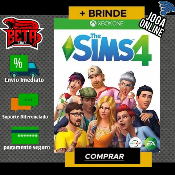 The Sims 4 - Xbox One - Midia Digital + Brinde