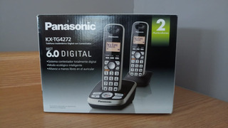 Telefonos Panasonic Tg-4272-meb (usados)