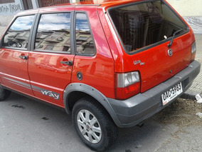 Fiat Uno Fiat Uno Way 2010