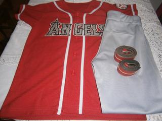 Uniforme Para Jugar Béisbol Niños.