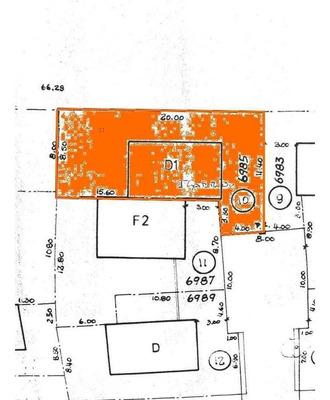 Oportunidad Vendo Casa Terreno Para Edificio, Ofrezco Uf+12%