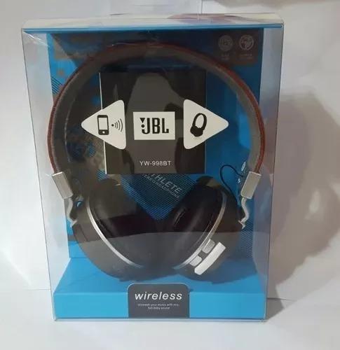 Headphone Jbl Wireless Yh-998bt Em Couro Original