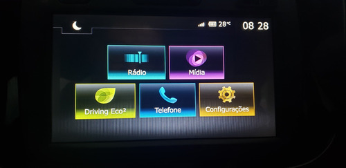 Media Nav. Original Renault + Desbloqueado Para Câmera De Ré