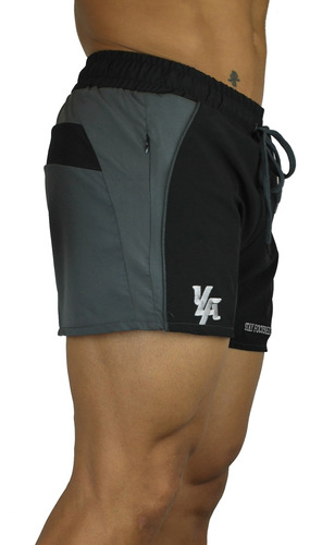 YoungLA Mens Bodybuilding Gym Running Shorts 101