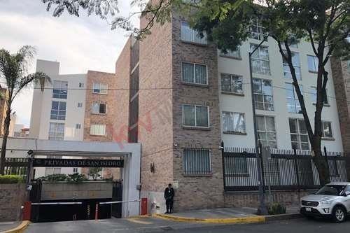 Departamento En Venta $2,450,000 En Privadas De San Isidro, Azcapotzalco, Cdmx, Mexico. A Unos Metros De Eje 3, Fácil Acceso Al 2do Piso Del Periférico.