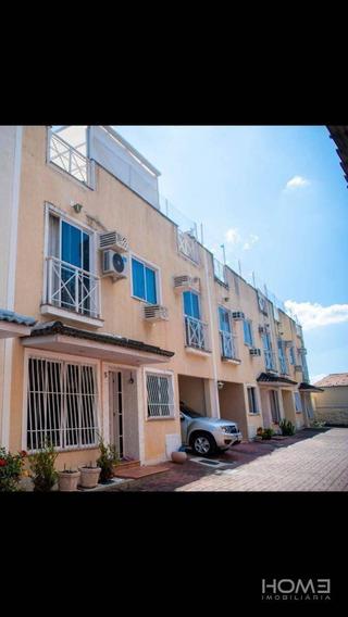 Linda Casa Em Condômino Fechado - Ca0348