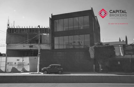 Edificio Comercial En Renta Con Licencia Para Oficinas