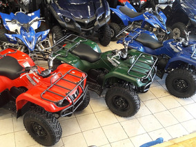 Yamaha Grizzly 350 4x4 Marelli Sports
