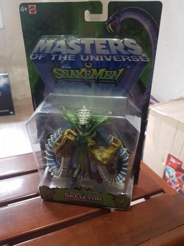 Snake Crush Skeletor 2002 Masters Of The Universe