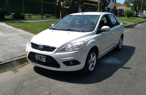 Ford Focus Ii 2.0 Exe Sedan Trend 2013 Con Gnc