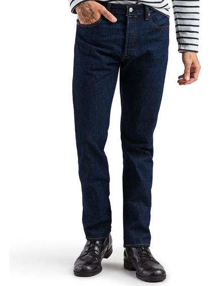 Jeans 501 Levis Original Fit Rinse