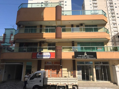 Apartamento Em Meia Praia Itapema Sc - 1912