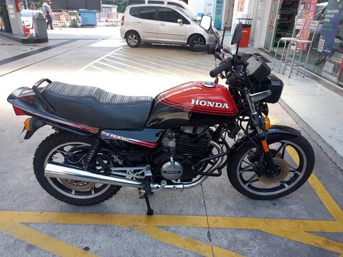 Imagem 1 de 8 de Honda Cb 450 Dx