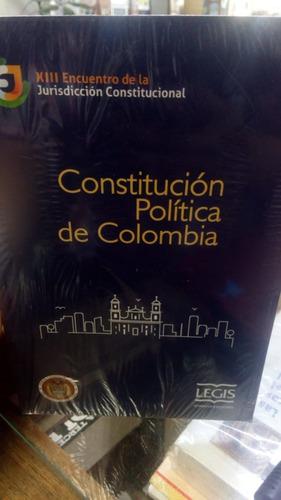 Imagen 1 de 2 de Constitución Política De Colombia. Legis. Económica