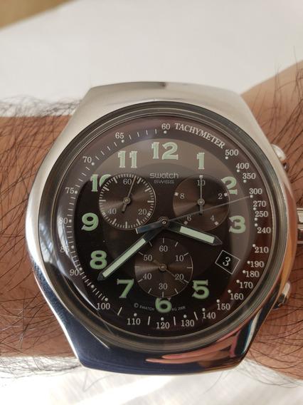 Relógio Swatch Modelo 2019 Grande 52mm