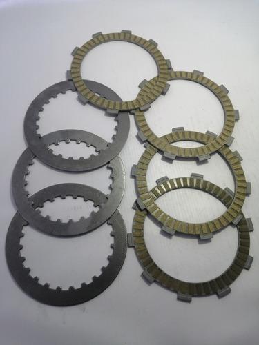 Discos Clutch Fz16 Fazer 150 Szr 150 (7)