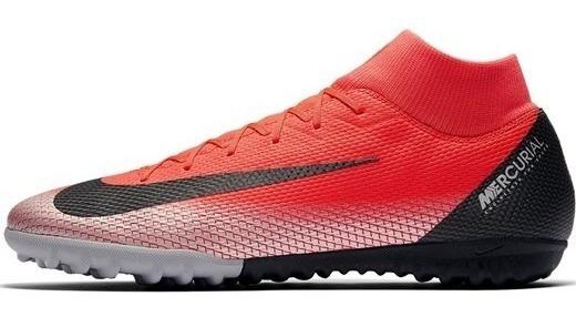 Botines Nike Superfly 6 Academy Cr7 Tf Papi Aj3568-600
