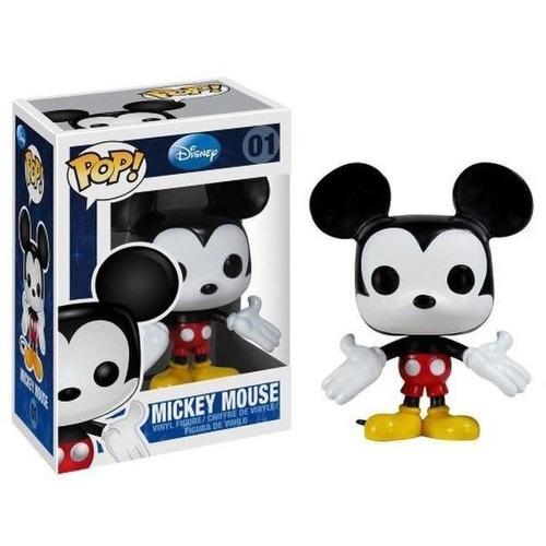 Muñeco Funko Pop 01 Disney Mickey Orig!!
