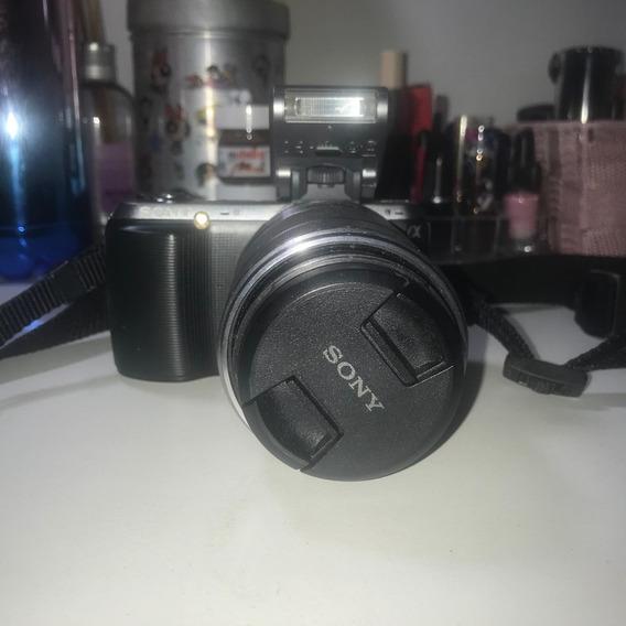 Câmera Sony Alpha Nex-c3 - 16,2mp