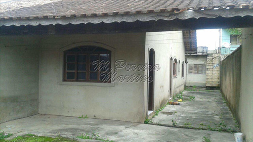 Imagem 1 de 15 de Itaguaícasageminada, Sobrado, Padrão, Edícula, Casa P/ Renda2 Dormitóriossobrado Com Edícula - Balneário Itaguaí - Mongaguá - V555