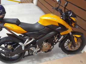 Vendo Poderosa Moto Pulsar De Bajaj Ns 200