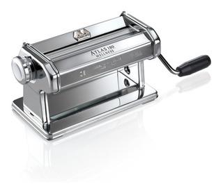 Máquina De Pasta Atlas Marcato Roller 180mm Deditos De Queso