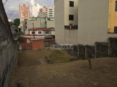 Terreno À Venda, 250 M² Por R$ 620.000 - Jardim Chácara Inglesa - São Bernardo Do Campo/sp - Te0067