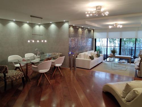 Lindo Apartamento 3 Dorm. Sendo Um Suite - Condominio Californian Towers, - Alphaville - Ap00618 - 68538950
