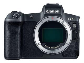 Canon EOS R mirrorless cor preto