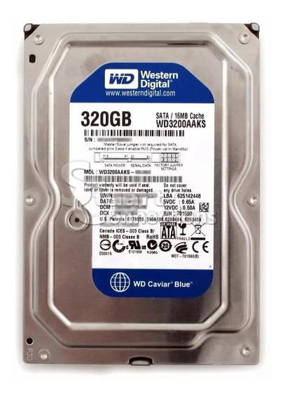 Disco Duro Wd Blue 320 Gb 3,5 Pulgadas