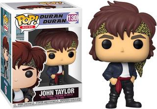 Figura Funko Pop Duran Duran - John Taylor 130 Mejor Precio