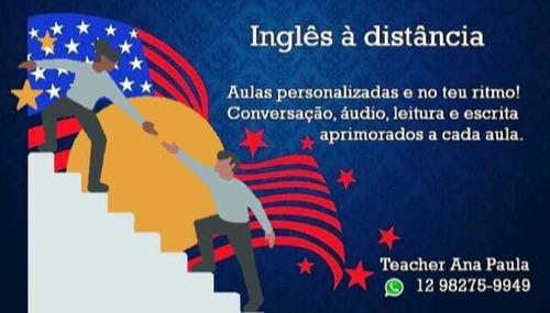 Aulas De Inglês Particulares On-line