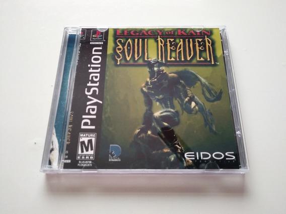 Soul Reaver - Psone Patch Legendado Português