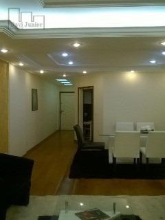 Apartamento À Venda, 115 M² Por R$ 450.000,00 - Centro - Sorocaba/sp - Ap1128