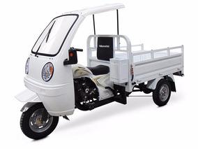 Motocarro Gasolina Tipo Pick Up Con Cabina Modelo G-y8c