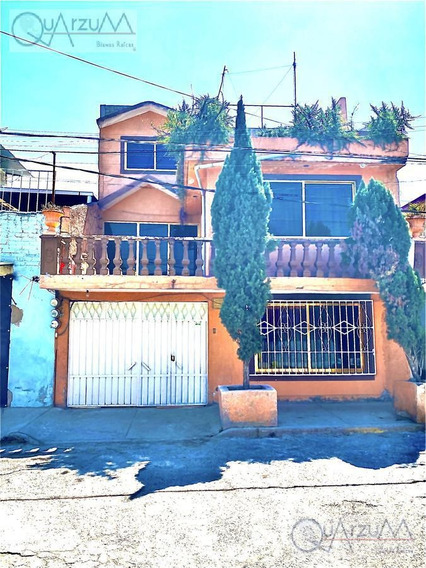 Casa En Venta En Ecatepec - México Prehispánico
