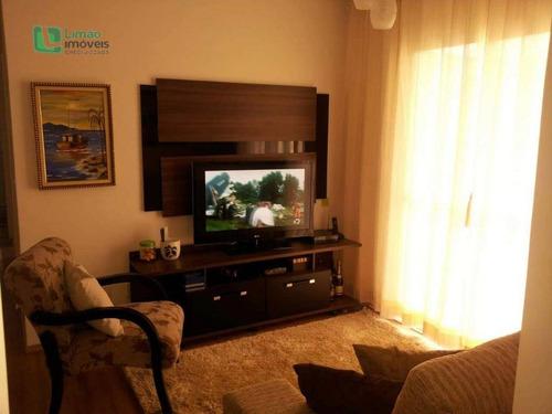 Apartamento  Residencial À Venda, Limão, São Paulo. - Ap0441