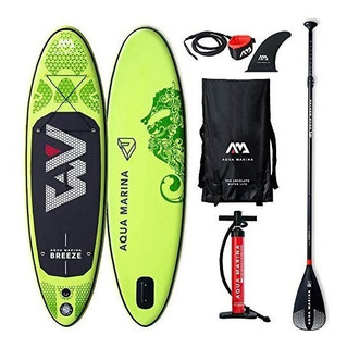 Stand Up Paddle / Sup Inflable / Breeze Aqua Marina 9.9 Pies
